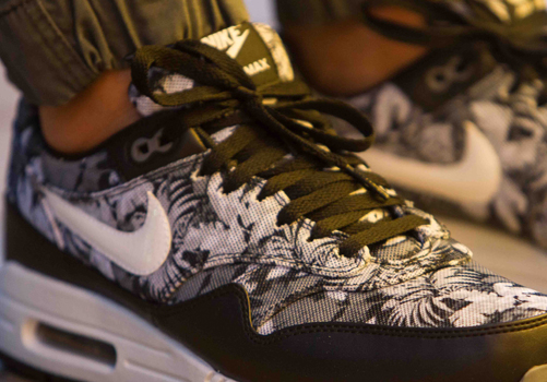 online retailer 40df4 2deb5 Nuevas-Nike-Air-Max-1-GPX-Palm-Leaf-