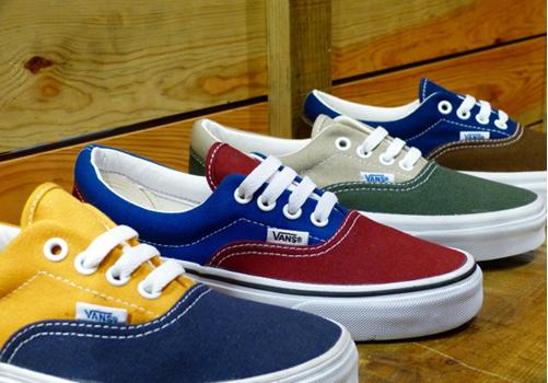 Vans Colores