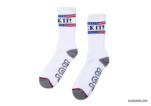 fuck it socks HUF