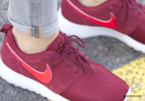 Nike Roshe Run De Mujer