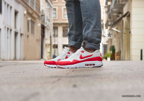 Air Max 1 Ultra Mohair Challenge Red