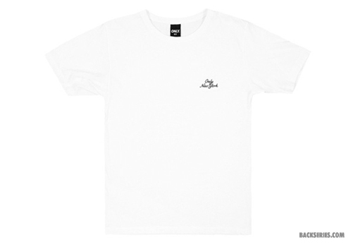 West end tee white