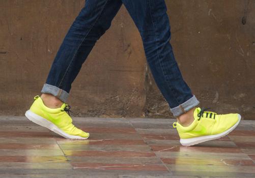 8545e0e18a Hay que tener una cosa clara  los zapatos pasan a ser protagonistas totales  cuando remangas tus pantalones