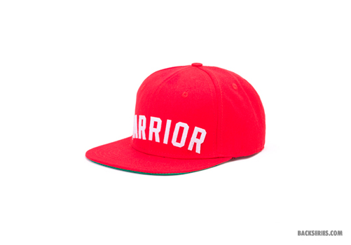 warrior-snapback
